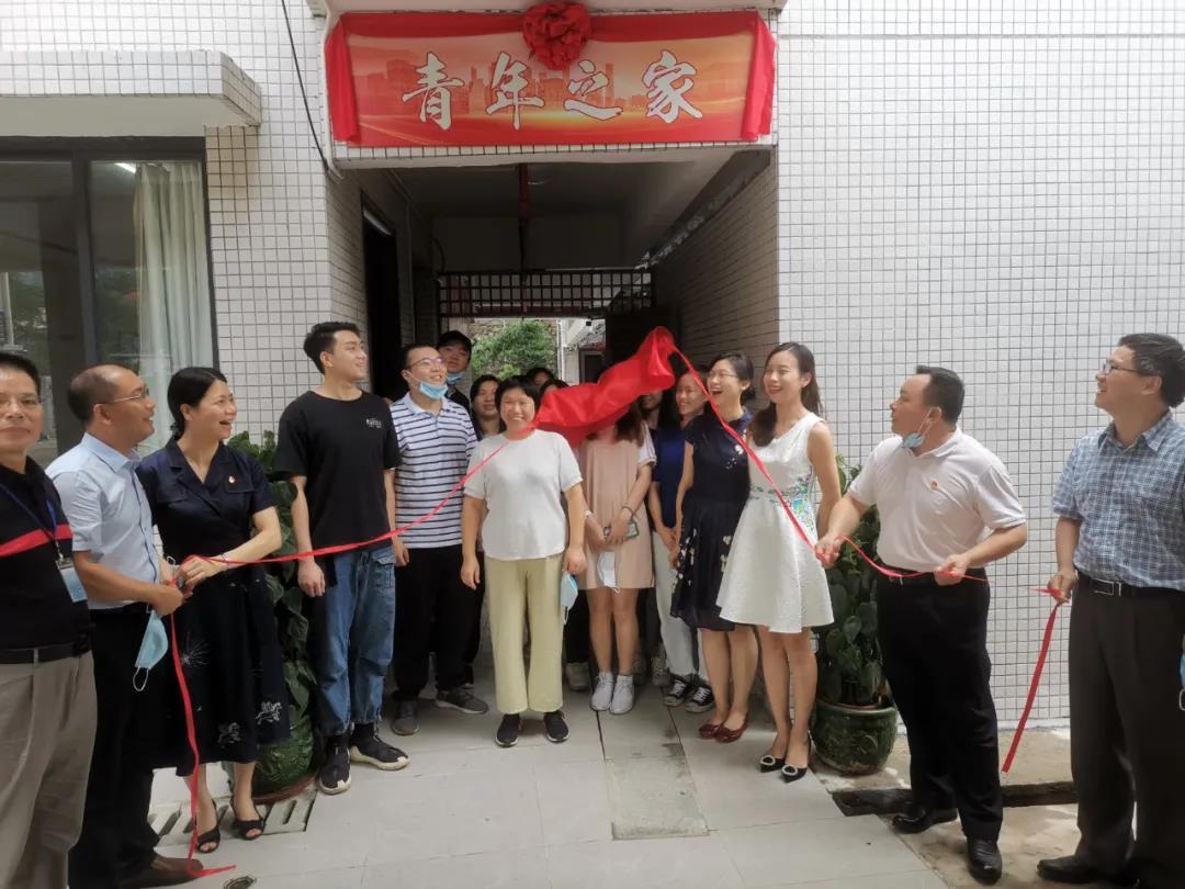 白云山制药总厂集体宿舍升级改造竣工,幸福宿舍生活正式上线!